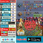 Coc Free Account List Archives Gameforeverorg Buy And Sell Clash Of Clans