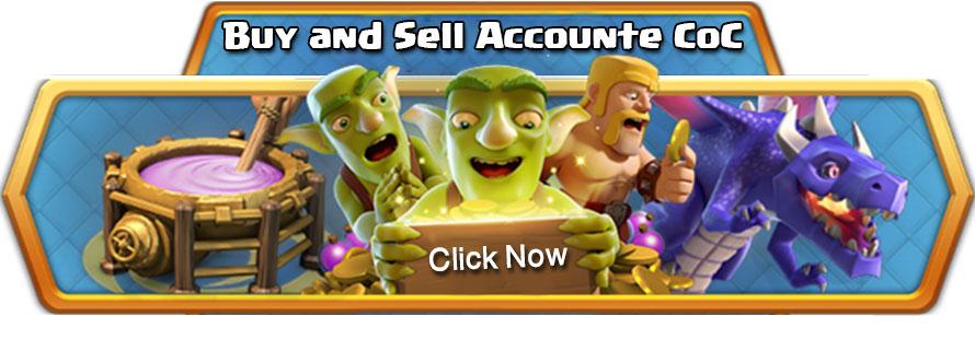 Buy Clash Account